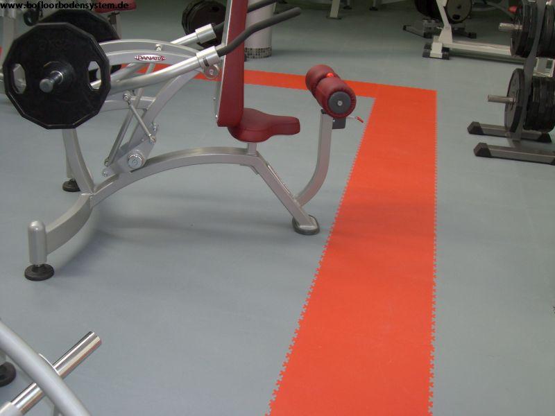 Einsatzbereiche vadufloor for Boden fitnessraum